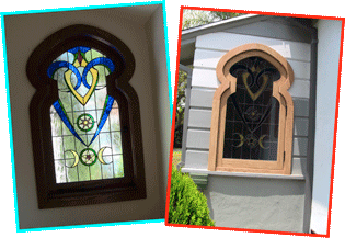 lance glass custom stained glass wood creations by lance mccormick